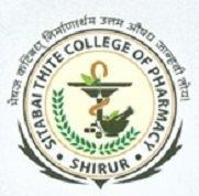 Sitabai Thite College of Pharmacy Shirur logo