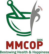 Marathwada Mitra Mandals College of Pharmacy logo