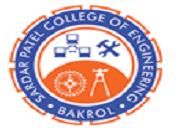Sardar Patel College of Engineering logo