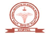 Koppal Institute Of Medical science logo