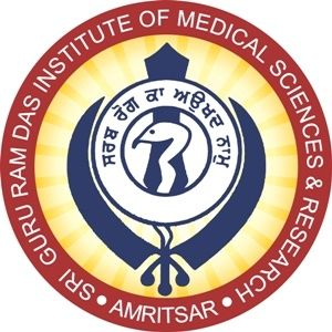 Sri Guru Ram Das Institute of Medical Sciences and Research logo