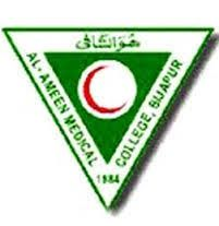 Al-Ameen Medical College logo