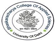 Bhaskaracharya College Of Applied Sciences logo
