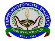 Birjhora Kanya Mahavidyalaya logo