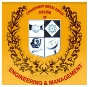 Chaudhary Beeri Singh College of Engineering and Management logo