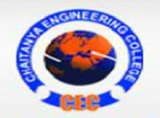 Chaitanya Engineering College logo