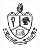 Bishop Moore College, Mavelikara logo