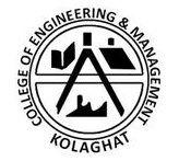 College Of Engineering & Management, Kolaghat logo