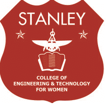 Stanley College of Engineering and Technology for Women logo