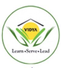 Vidya Institute of Fashion Technology logo