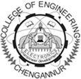 College of Engineering Chengannur logo