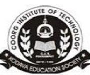 Coorg Institute of Technology, Kodagu logo