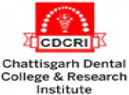 Chhattisgarh Dental College and Research Institute logo