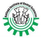Kalinga Institute of Dental Sciences, Bhubaneswar logo
