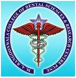 MA Rangoonwala College of Dental Sciences and Research Centre logo