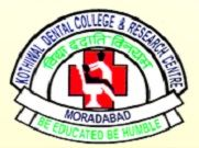 Kothiwal Dental College and Research Centre logo