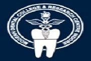 Modern Dental College and Research Centre logo