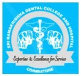 Sri Ramakrishna Dental College and Hospital logo