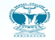Sharavathi Dental College and Hospital logo