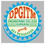 DPG Institute of Technology and Management logo