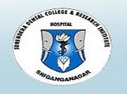 Surendera Dental College And Research Institute logo