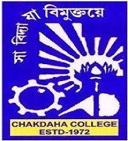 Chakdaha College, Chakdaha logo