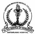 Vardhman Mahavir Medical College and Safdarjung Hospital logo