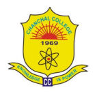 Chanchal College logo
