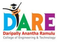 Daripally Anantha Ramulu College of Engineering and Technology logo