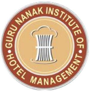 Guru Nanak Institute of Hotel Management, Kolkata logo