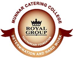 Munnar Catering College, Trivandrum logo
