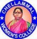 Chellammal Womens College logo
