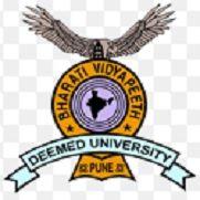 Bharati Vidyapeeth S New Law College Erandwana logo