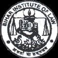 Bihar Institute of law logo