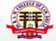 Dr Babasaheb Ambedkar Memorial College of Law logo