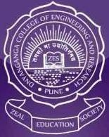 Zeal Education Societys Dyanganga College Of Engineering And Research Haveli logo