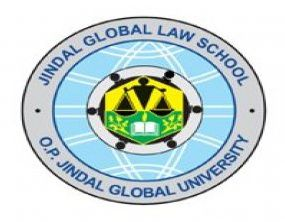 Jindal Global Law School, OP Jindal Global University, Sonipat logo