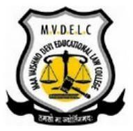 Maa Vaishno Devi Educational Law College logo