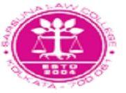 Sarsuna Law College Sarsuna logo