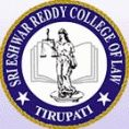 Sri Eshwar Reddy College of Law, Tirupati logo