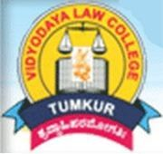 Vidyodaya Law College logo