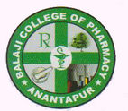 Balaji College Of Pharmacy logo