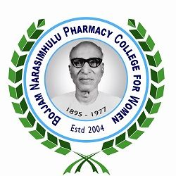 Bojjam Narasimhulu Pharmacy College for Women logo