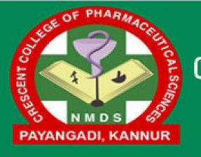 Crescent College Of Pharmaceutical science logo