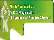 Dr RG Bhoyar Institute of Pharmaceutical Education and Research logo