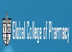 Global College of Pharmacy logo