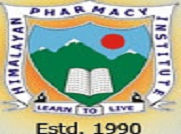 Himalayan Pharmacy Institute logo