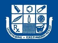 KM College of Pharmacy logo