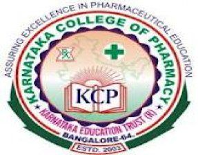 Karnataka College Of Pharmacy logo