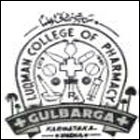 Luqman College of Pharmacy logo